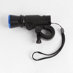 LED 파워라이트 자전거 안전등(블루)/자전거라이트