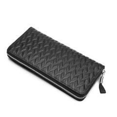 [Bison Denim] 패턴 클러치 장지갑 N8159-1B/핸드폰지갑/손지갑