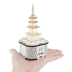 수동오르골 경주 석가탑(YM862-37)