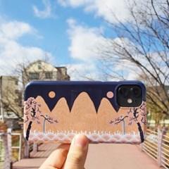 [무광] 금색 일월오봉도 휴대폰 케이스