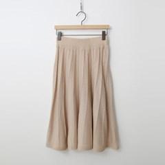 Simple Full Knit Skirt