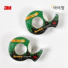 3M 스카치테이프 1+1 810D(18mm*30m) 매직테이프_(2675553)