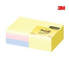 3M 포스트잇 654SSN-10A 대용량팩_(2675542)
