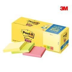 3M 포스트잇 KR330SSN-20A 대용량팩_(2675540)