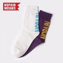노페인노삭스 NOPAIN 2 Pack