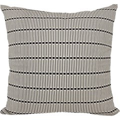 Miller Black Cushion