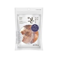 본 수제간식 (돼지 통귀) 200g - pb