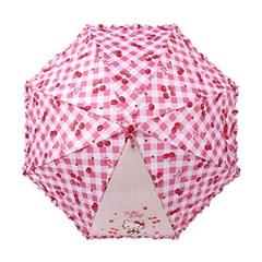 키티 47 체리 우산