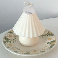 Pleats lamp Candle