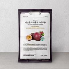 [하우투잇]저온효소 패션후르츠 레드비트즙 70ml 20포_(3162267)