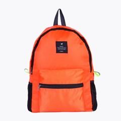 트레블 접이식 백팩 / 쇼핑 여행 폴딩백팩 보조가방