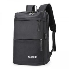 비즈니스 캐주얼 백팩(블랙) / 노트북가방