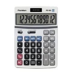 펜맨 계산기 PD-353 쌀집 계산기 회계용 사무용