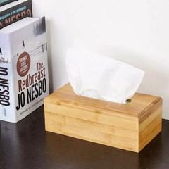 직사각 티슈케이스/식당업소용 대나무 휴지케이스
