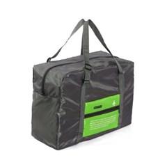 여행용 캐리어결합 폴딩백/ 접이식 보조가방 보스턴백