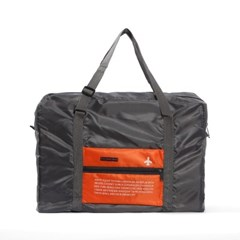 여행용 캐리어결합 폴딩백/ 접이식 보스턴백 보조가방