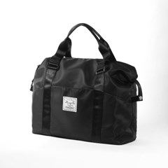 에이르 캐리어 결합 보스턴백(블랙-대)/여행 보조가방