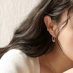[매디]국화 Petal Ball Earring