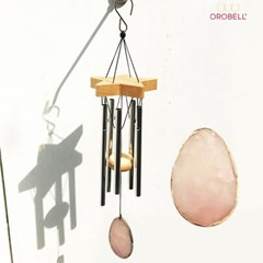 오로벨 사랑의상징 신비한 장미빛 로즈쿼츠원석