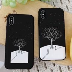 실버해리 사랑의나무 카드케이스