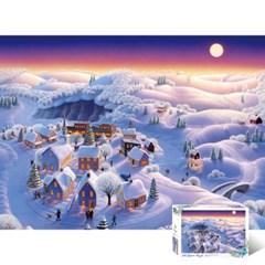 500피스 눈 덮힌 마을 TPD05-1013_(1112544)