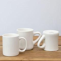 시라쿠스 뉴욕 세라믹 머그컵 커피잔