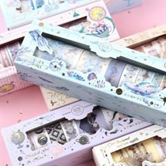 금박 마스킹테이프 선물세트 8p