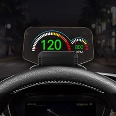 가제트 HUD 헤드업디스플레이 GHD9000 GPS+OBD2_(983935)