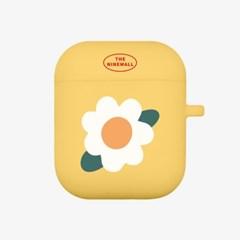 마가렛 에어팟 케이스[yellow]_(889724)