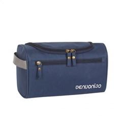 트래블 사각 파우치(블루)/여행용파우치 화장품가방
