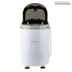 [엔뚜마노] 가정용 소형 원룸 미니 세탁기 EW-M600