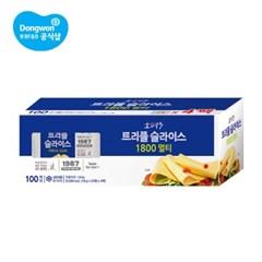 동원 소와나무 트리플 슬라이스 치즈 1.8Kg(100매입)