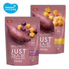 동원 저스트 큐브 고구마 오리지널 or 치즈맛 50g×10봉