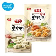 동원 개성 교자만두 고기 or 김치 600g