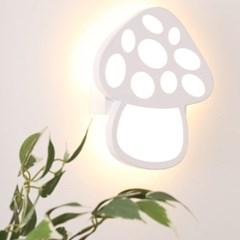 버섯 1등 LED 14W 벽등_(1778032)