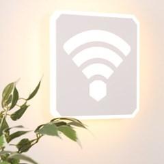 와이파이 1등 LED 15W 벽등_(1778029)