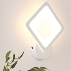 LED 벽등 14W 마름모 카페 매장 인테리어조명_(1778028)