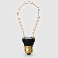 LED 에디슨전구 5W ST64 밴딩_(1777900)