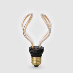 LED 에디슨전구 8W 크랩 밴딩_(1777899)