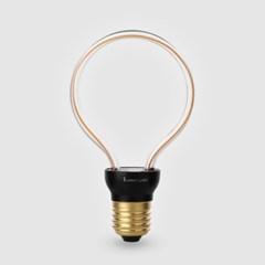 LED 에디슨전구 5W 서클 밴딩_(1777898)