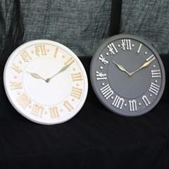 저소음위드로마벽시계