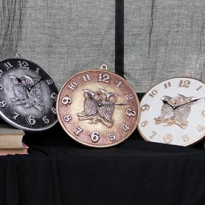 저소음부엉이아라비아벽시계