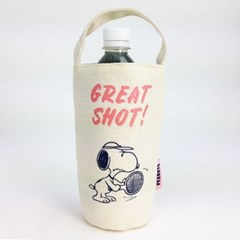 [PEANUTS] BOTTLE COVER