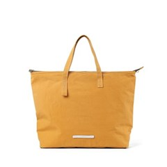 PAPER PACK 2WAY TOTE 640 MUSTARD_(759449)