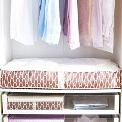 언더베드 옷보관 이불정리함 3color
