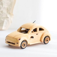 [데코봉봉]나무 자동차