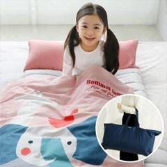 [단독]어린이집 토퍼형 낮잠이불세트 + 방수가방