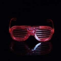 LED 야광 쉐이드안경 /파티 이벤트 야광안경