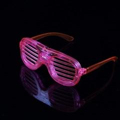 LED 야광 쉐이드안경 /이벤트 파티 야광안경