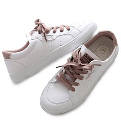 kami et muse Color strap white sneakers_KM19w339